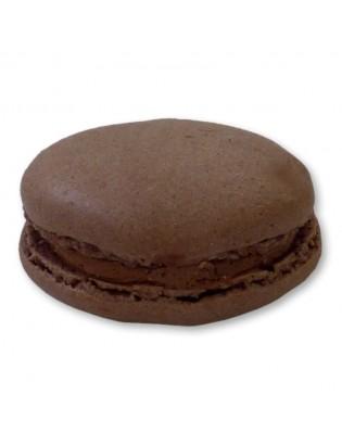 Macaron chocolat classique