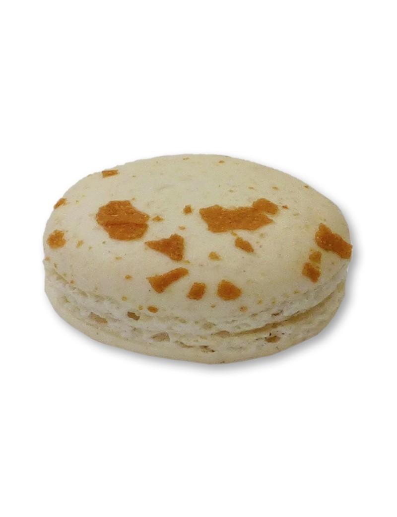 Macaron praliné noisette