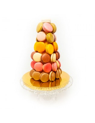 Pyramide 45 macarons