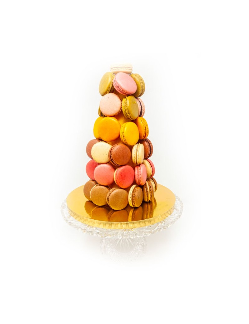 Pyramide 85 macarons